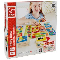 Story Lines Language Development Game