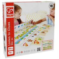 Listen to Clues Language Development Game