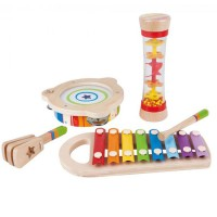 Toddler Beat Box Set of 4 Musical Instruments