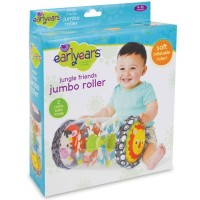 Jungle Friends Jumbo Inflatable Baby Roller