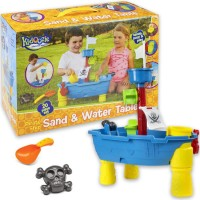 Pirate Ship Sand & Water Play Table