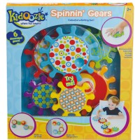 Spinnin' Gears Toddler Manipulative Toy