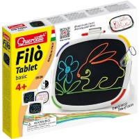 Quercetti Filo Tablet Draw with Lace Toy