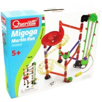 Quercetti Marble Run with Motorized Elevator