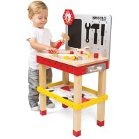 Redmaster Giant Magnetic Workbench Playset for Kids