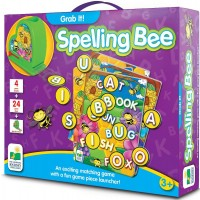 Spelling Bee Grab It! Interactive Game
