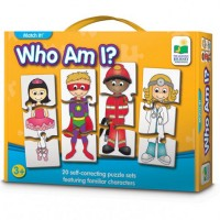 Who Am I? Matching Learning Game