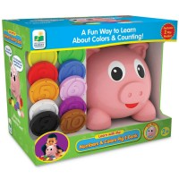 Numbers & Colors Pig E Bank Electronic Learning Toy