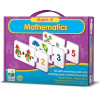Match It! - Mathematics Learning Puzzle