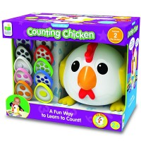 Counting Chicken Toddler Electronic Learning Toy