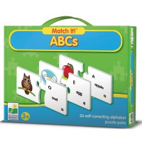 Match It! - ABC Learning Puzzle