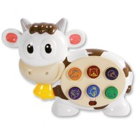 Farm Animals Sound Toy - Barnyard Bessie Cow