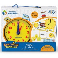 Time Learning Activity Set