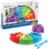 Rainbow Numbers & Colors Learning Xylophone