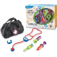 Cure It! Toddler Doctor Bag 6 pc Playset