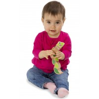 Wiggling Worm Baby Grasping Toy