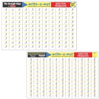 Addition Write-on Learning Placemat