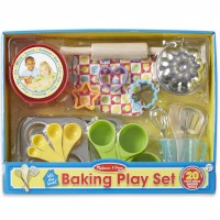 Kids 20 pc Baking Play Set