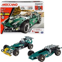 Meccano 5 Models Roadster Building Set
