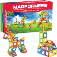 Magformers Neon Color 60 pc Magnetic Construction Set