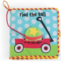 Find the Ball Baby Activity Soft Book