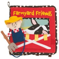 Farmyard Friends Baby Activity Soft Book
