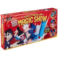 Spectacular Magic Show 100 Tricks Magic Kit
