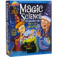 Magic Science for Wizards Science Kit
