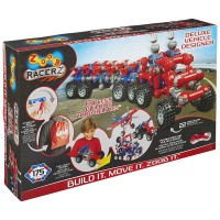 Deluxe Vehicle Designer Zoob RacerZ 175 pcs Building Set