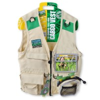 Backyard Safari Kids Explorer Cargo Vest