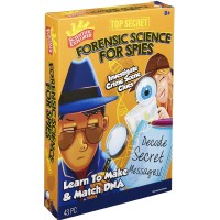 Forensic Science for Spies Detective Activity Kit