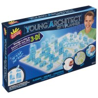 Young Architect 3D City Planner Design & Build Kit