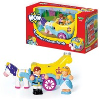 Charlotte's Princess Carriage Toddler Playset