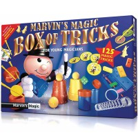 Marvin's Magic Box of 125 Tricks Kids Magic Set