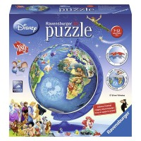 Disney Globe 180pc Puzzleball