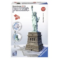 Statue of Liberty 108pc 3D Building Puzzle