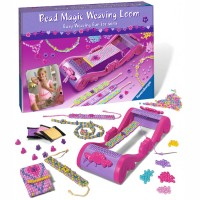 Bead Magic Weaving Loom Jewelry Making Set