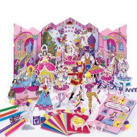 Nutcracker Ballet Creativity Set & Book