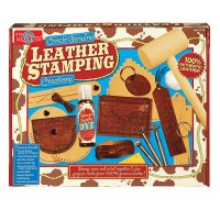 Leather Stamping Craft Kit
