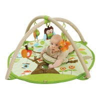Treetop Friends Nature Theme Baby Activity Gym