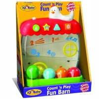 Count n Play Fun Barn Learning Activity Toy