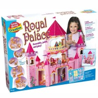 Build and Decorate Princess Castle Playset