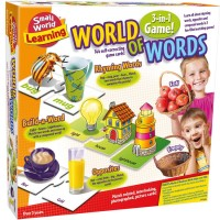 World of Words 3-in-1 Learning Games Set