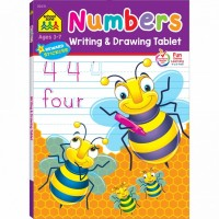 Numbers Writing & Drawing Tablet Activity Pad
