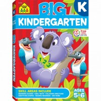 Big Kindergarten Workbook - 320 pages