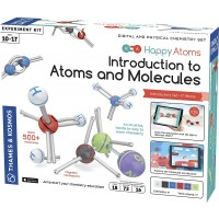 Happy Atoms Introduction to Atoms & Molecules Science Kit