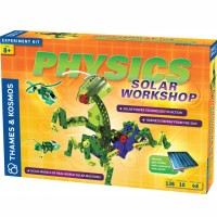 Physics Solar Workshop Construction Science Kit