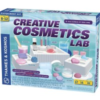 Creative Cosmetics Lab Skin Care Science Kit