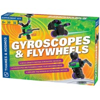 Gyroscopes & Flywheels Building Science Kit