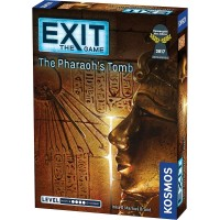Exit: The Pharaoh's Tomb Escape Room Home Game
